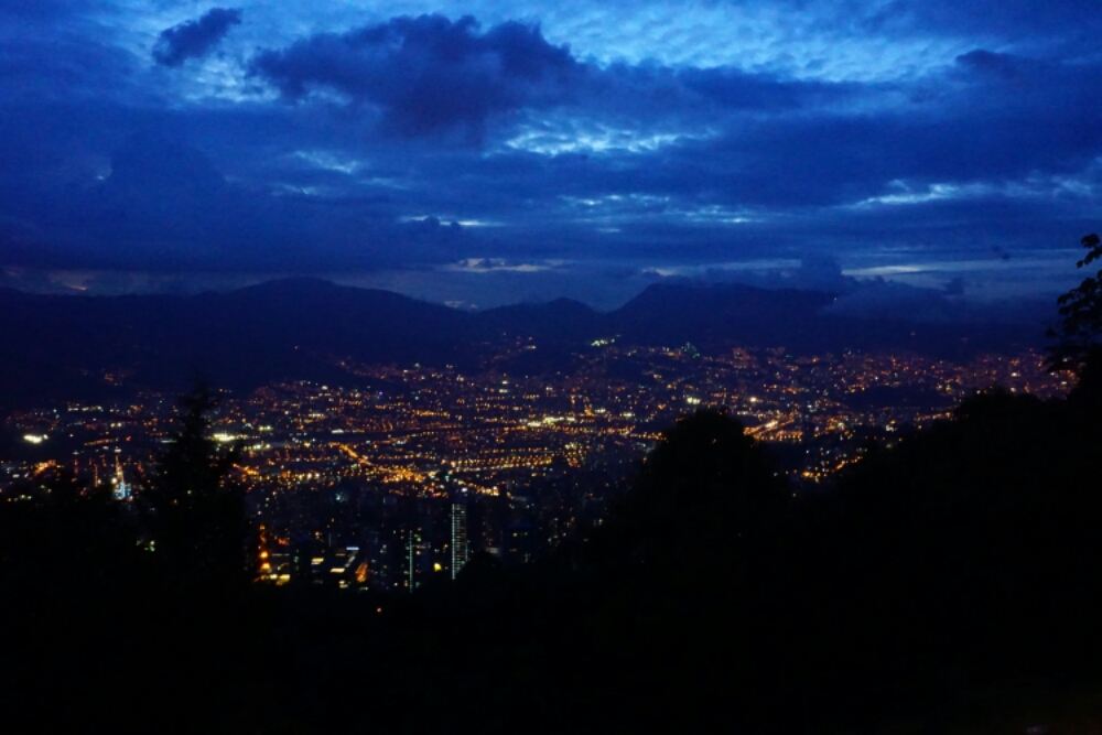 Medellín and the surroundings