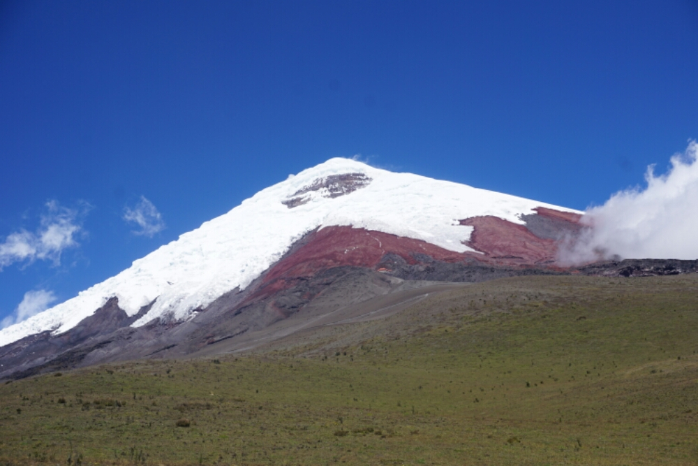 Hiking Cotopaxi – experience the power of height