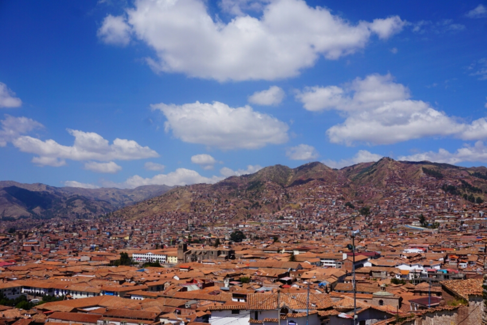 La bonita ciuadad de Cusco y las ruinas de MachuPicchu